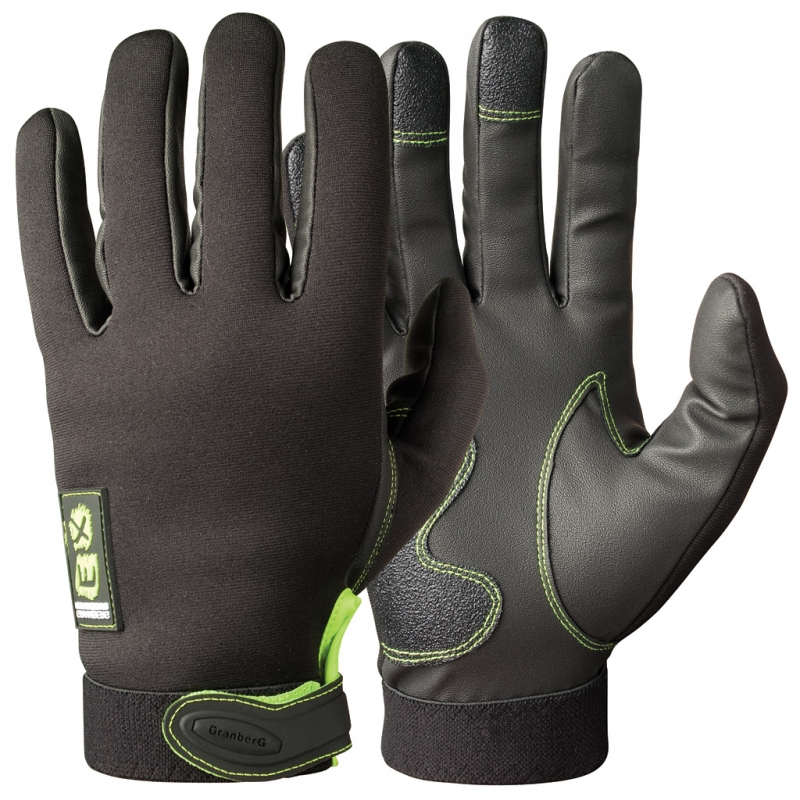 Granberg assembly and tactical gloves
