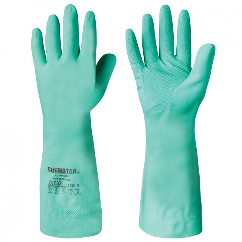 Nitrile chemical resistant