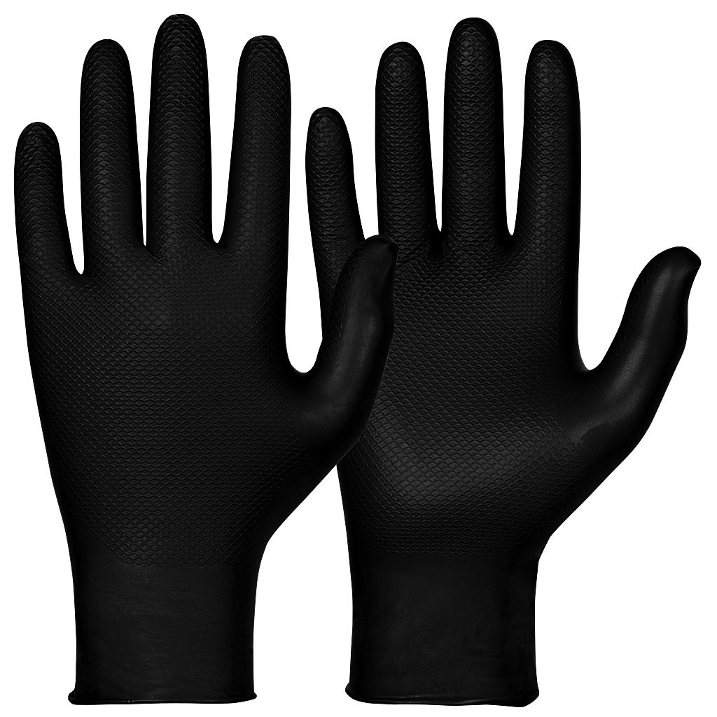 Single use chemical resistant glove