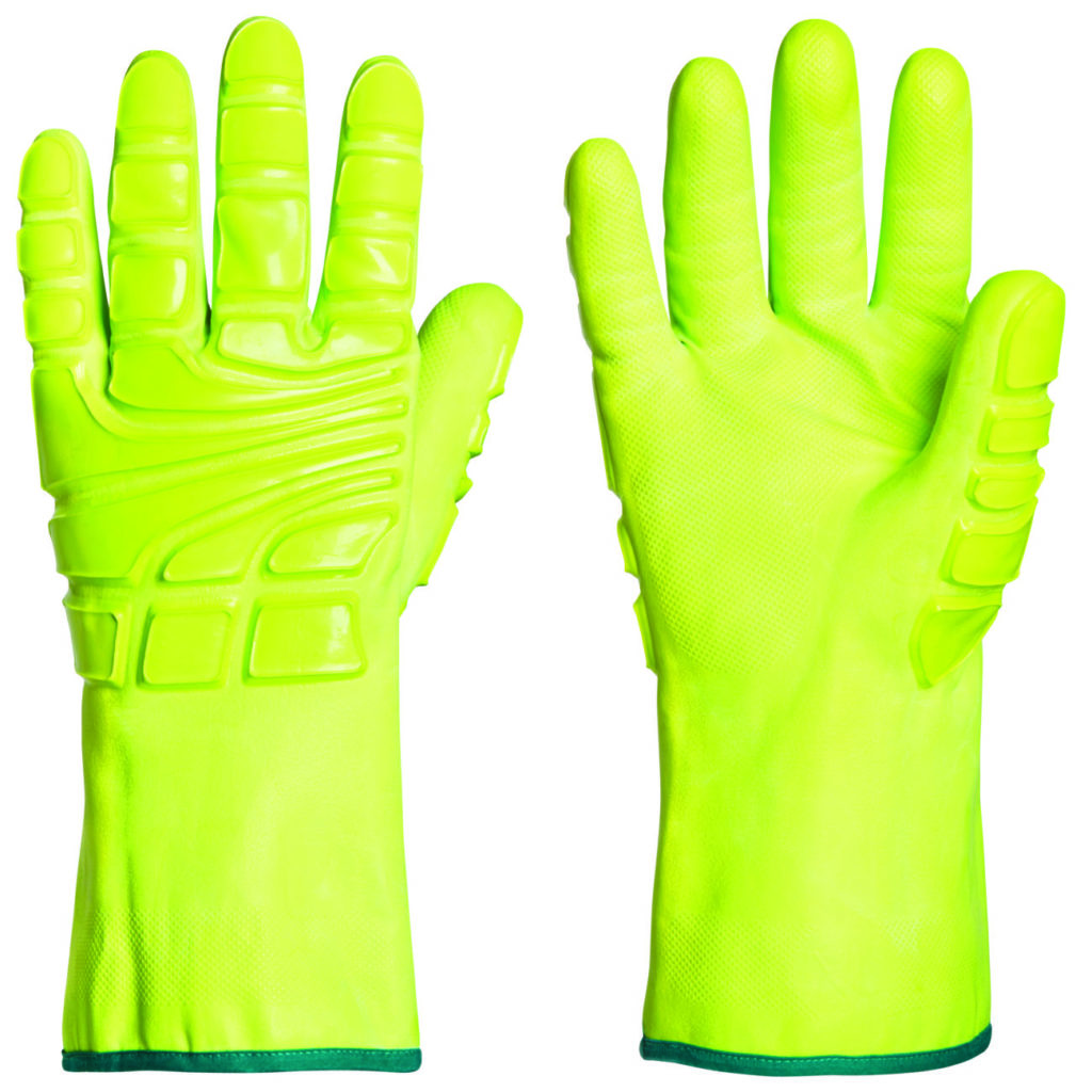 Impact chemical protective