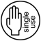 Granberg single-use gloves icon