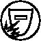 Granberg welding gloves symbol