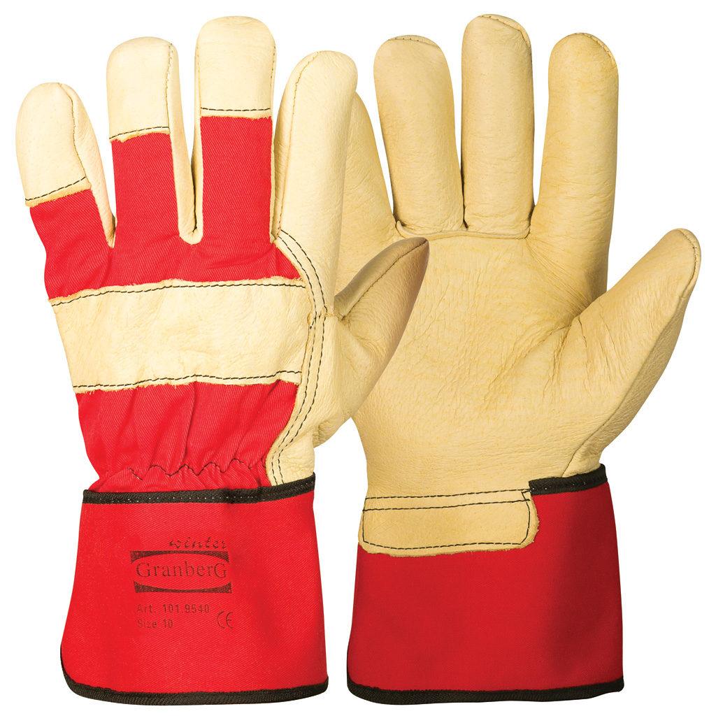 work winter gloves