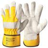 work gloves yellow