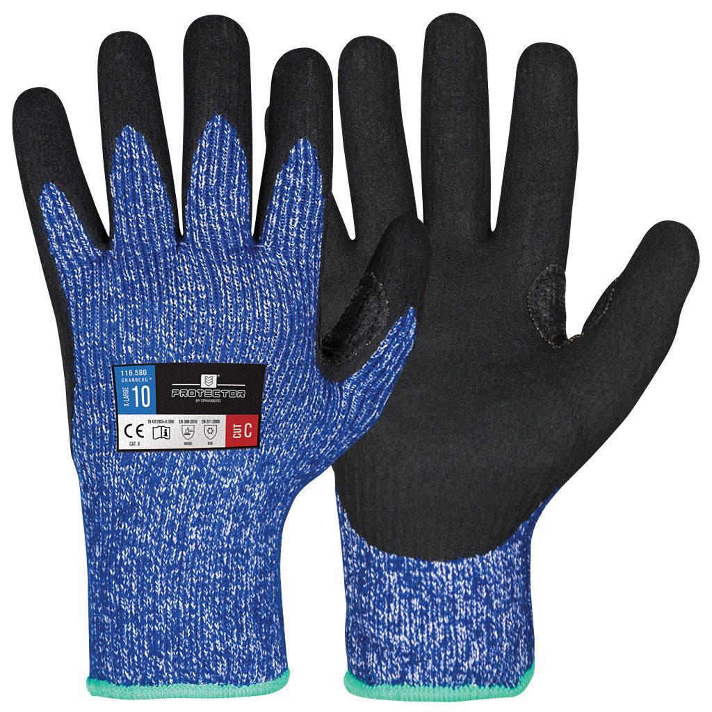 cut resistant winter gloves