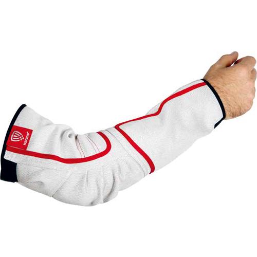 white arm guard