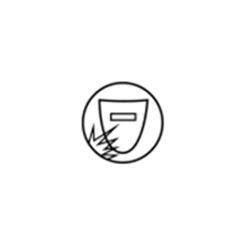 Granberg welding gloves icon