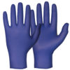 single-use gloves for prevention of the coronavirus. Medically approved and EN compliant