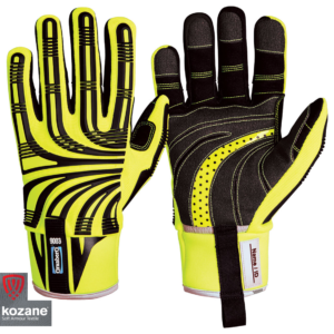 115.9003 impact glove with kozane to make it slash, puncture and cut resistant