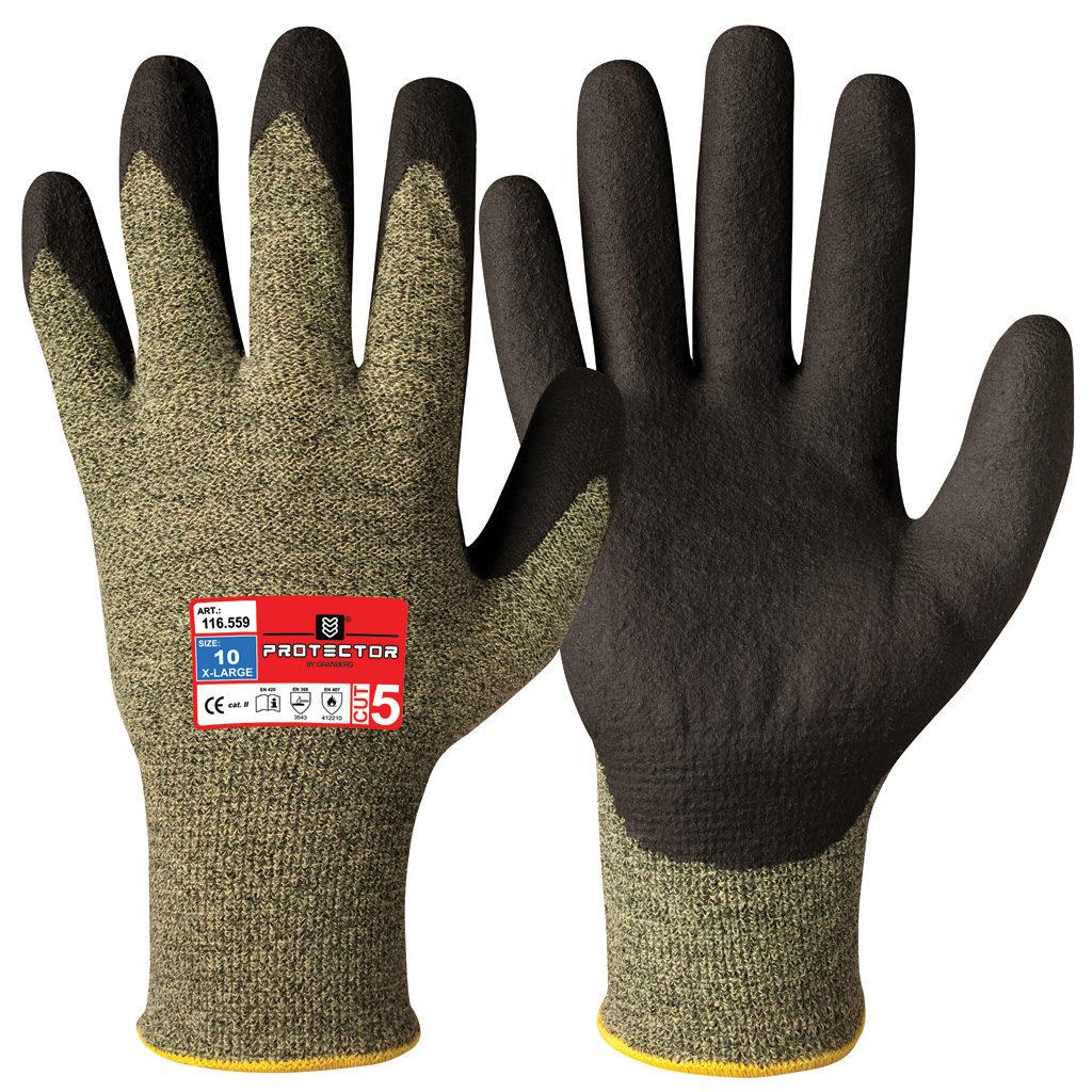 116.559 heat resistant gloves