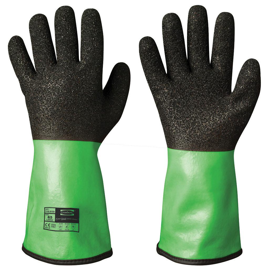 liquid proof gloves