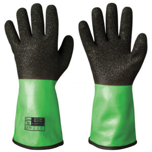 liquid proof gloves