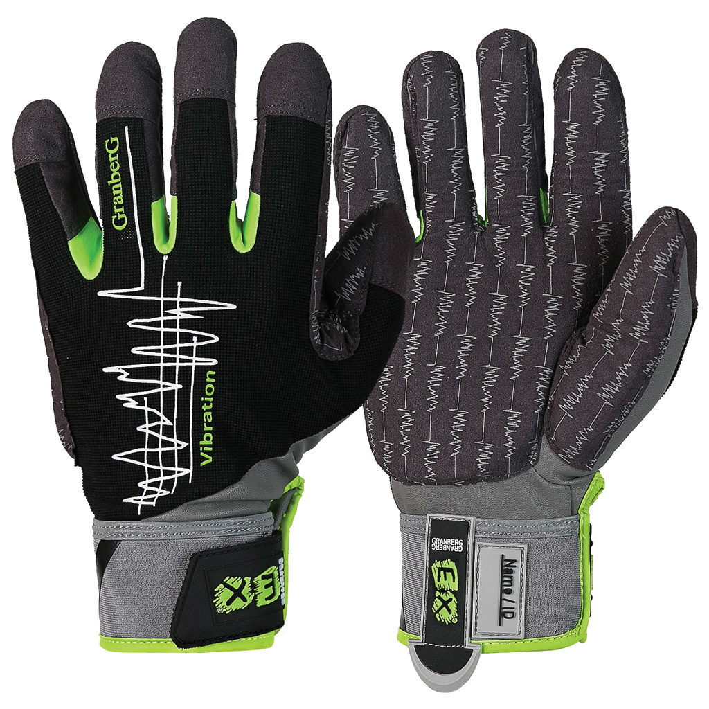 vibration reducing gloves