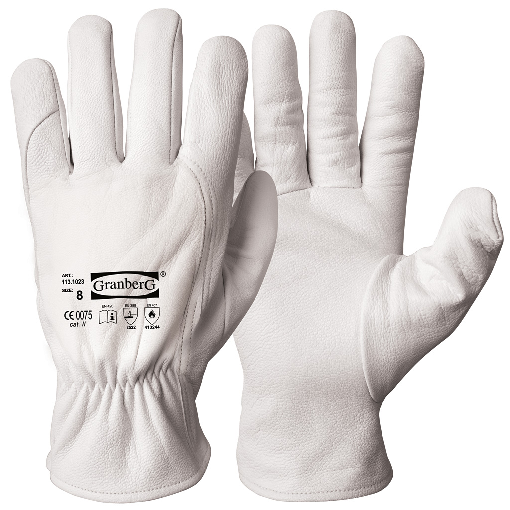 cut and heat resistant gloves