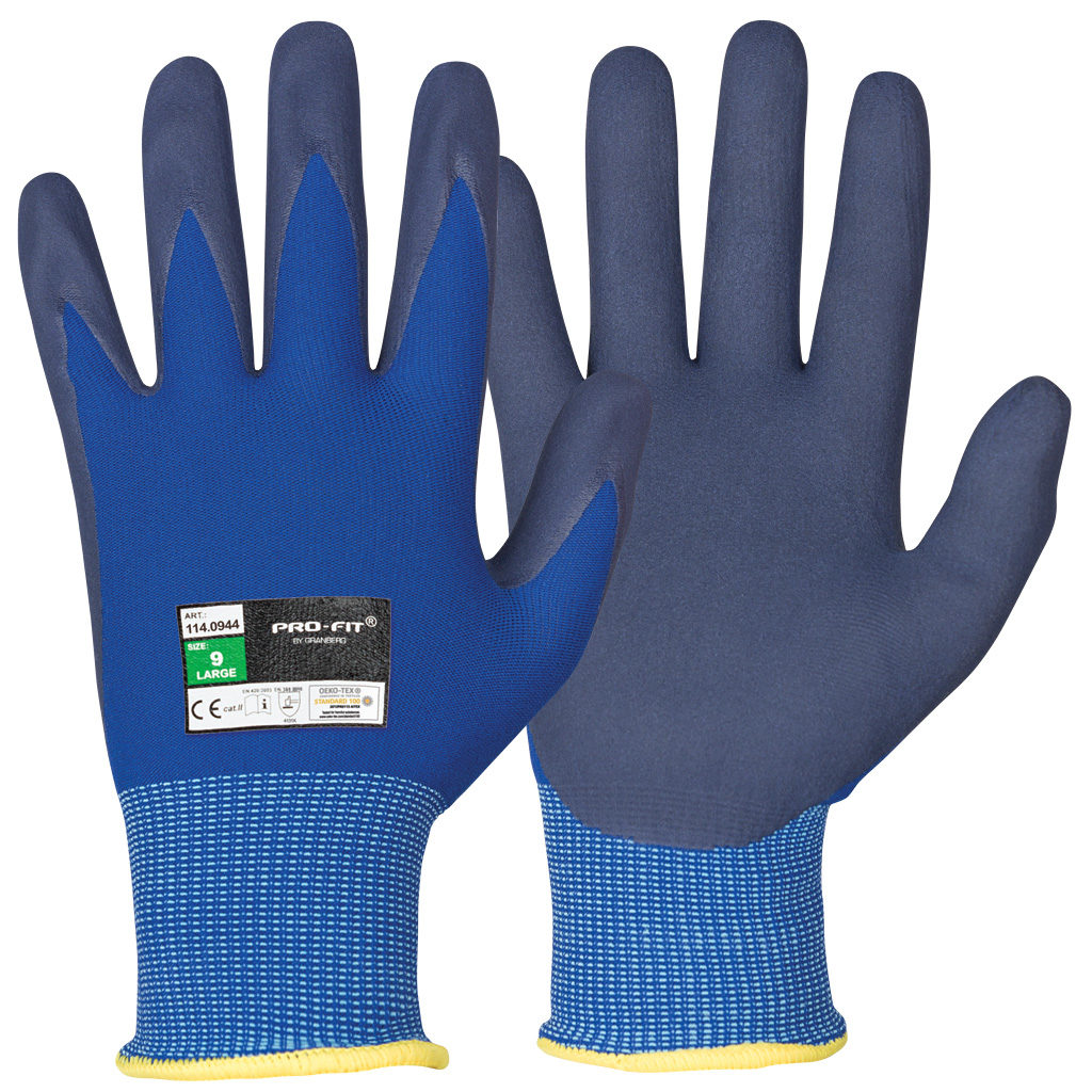 touchscreen compatible assembly gloves