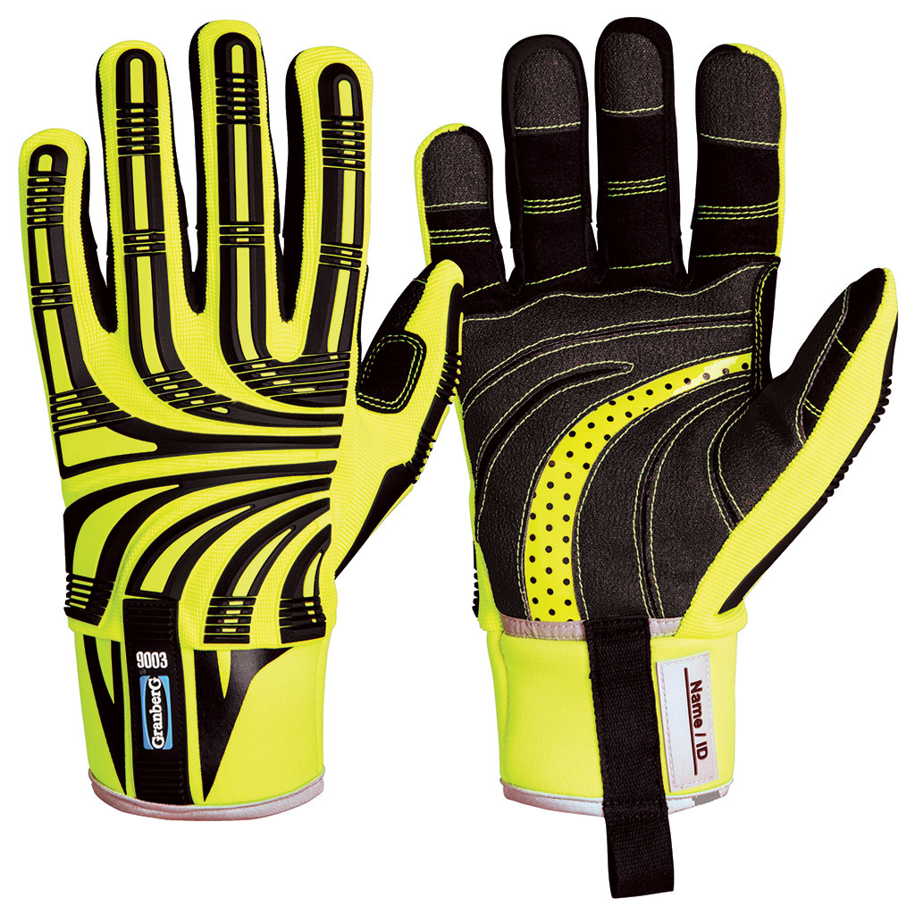 cut F impact glove