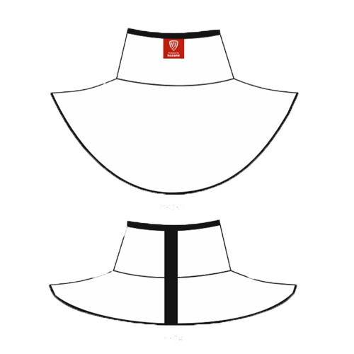 neck and throat guard
