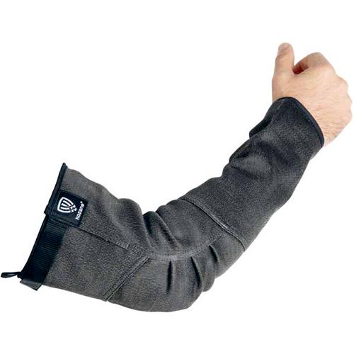 black arm guard