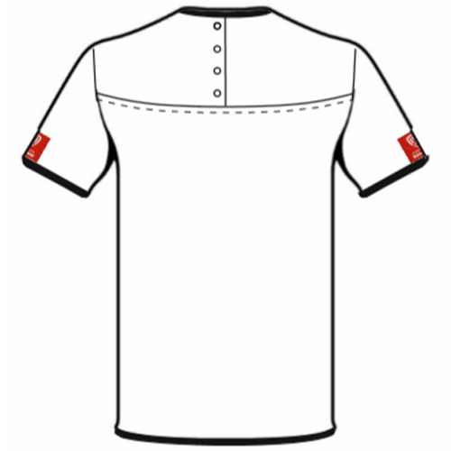 kozane t-shirt back