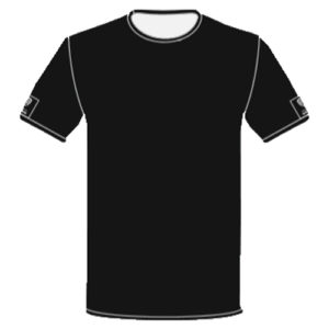 slash resistant T-shirt front