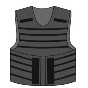 tactical slash resistant vest