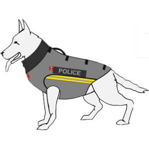 Slash Resistant Vest For Dogs
