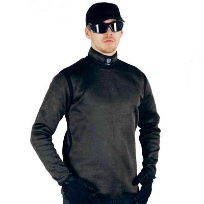 slash resistant sweater