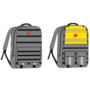 slash resistant backpack